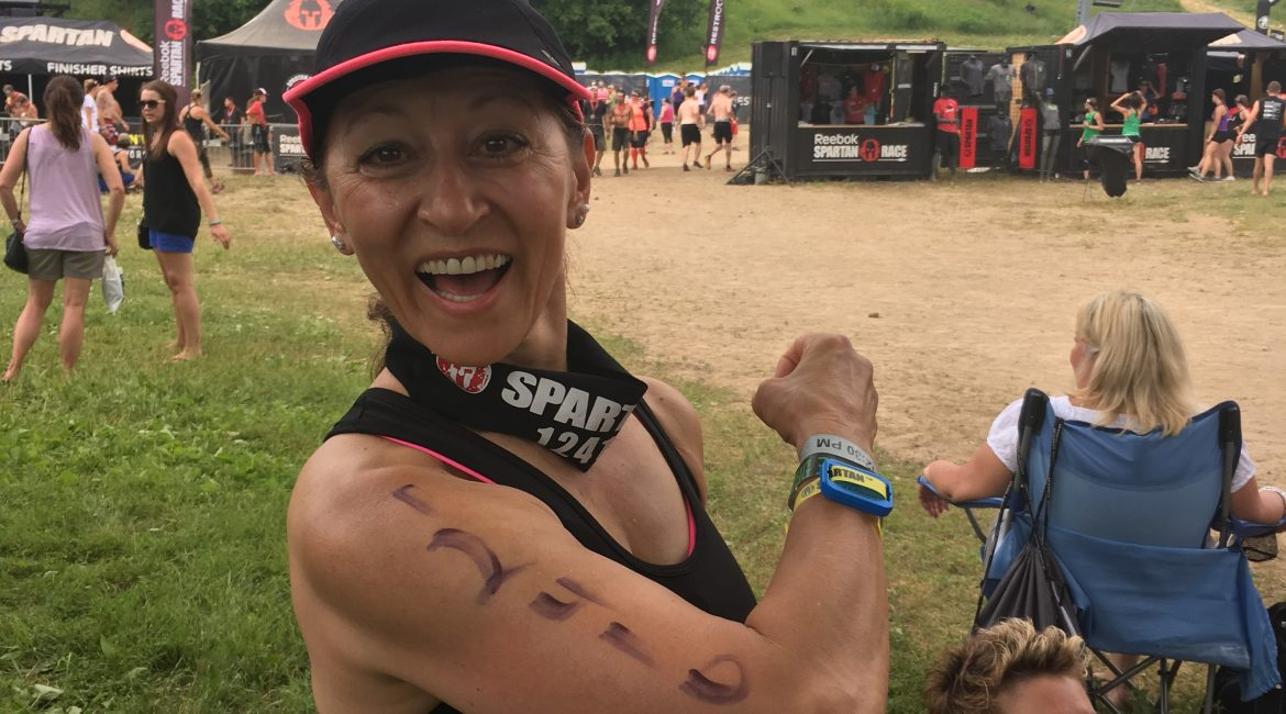 First Spartan Race – Minnesota Sprint 2016