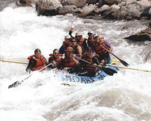 Raft trip Noahs Ark 2006