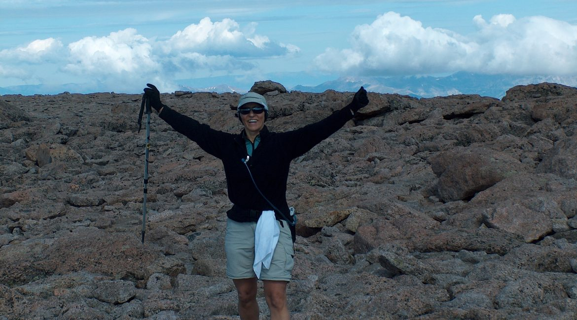 Part 14 – A Look Back on my Cancer Journey – Longs Peak